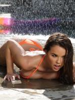 Sheer Brazilian Micro Bikini